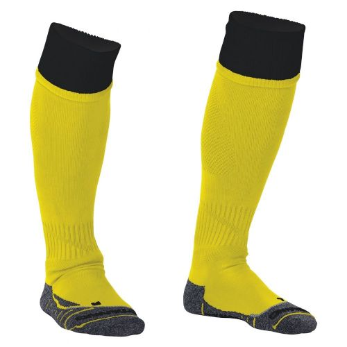 Reece Combi Socks Yellow/Black Unisex Senior